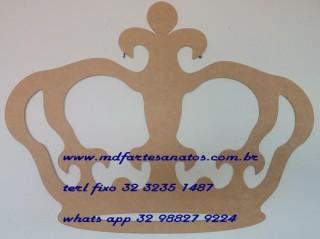 Coroa mdf