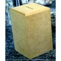 Cofrinho mdf cru 07x07x10 - 6mm